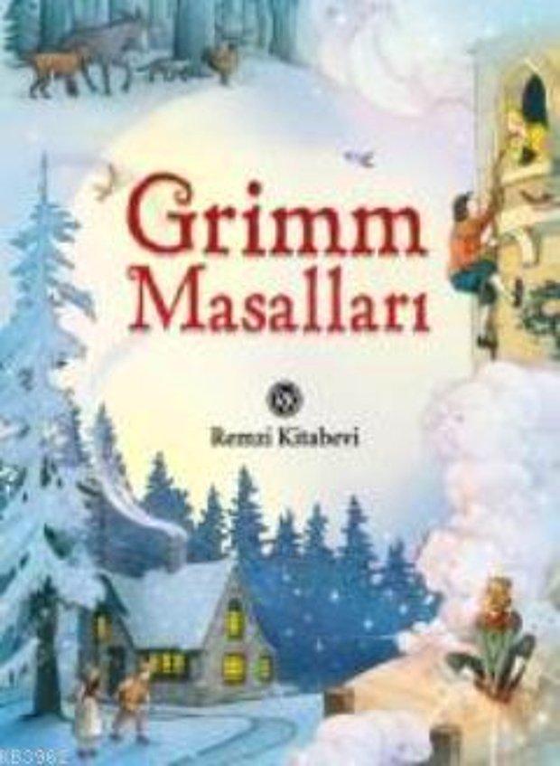 Grimm Masalları - Grimm Kardeşler
