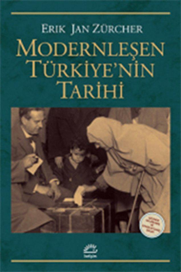 3. Modernleşen Türkiye'nin Tarihi - Erik Jan Zürcher