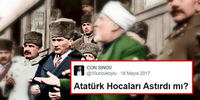 """Résultat de recherche d'images pour """"Atatürk'ün Masum Din Adamlarını Astırdığı Söylentilerine Cevap Olan Bu Yazıyı Okumalısınız!"""""""