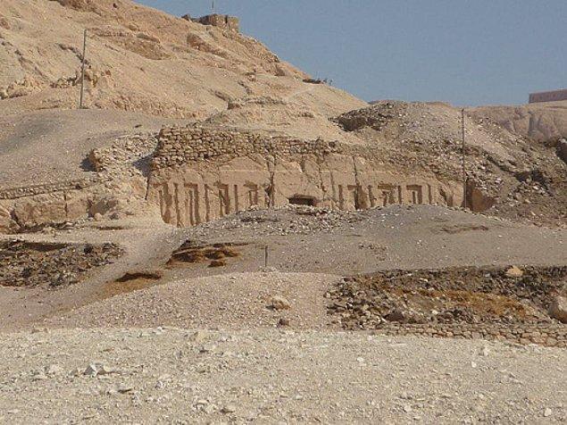 7. Kraliçe Nefertiti'nin mumyası kesin olarak bulunamadı.