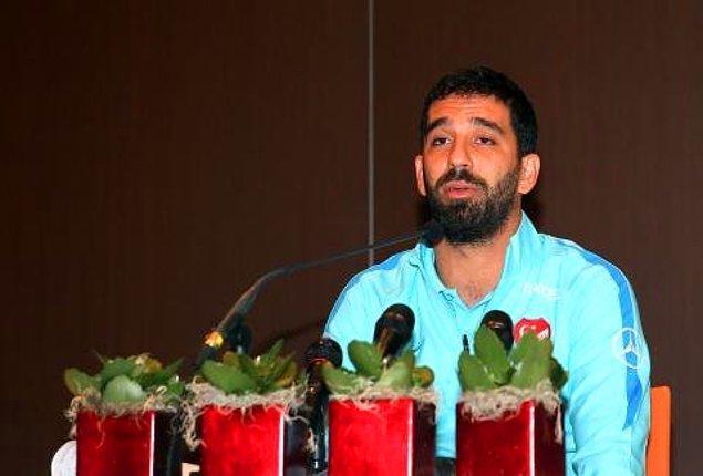 Mehmet Demirkol'un yorumuna göre Arda'nın hedefi Bilal Meşe değil. Bizzat Fatih Terim ve Demirören.