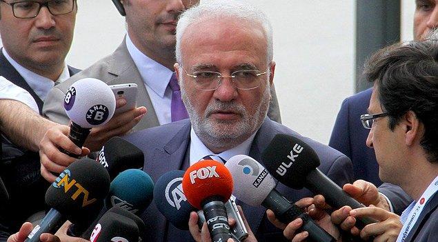 AKP Grup Başkan Vekili Mustafa Elitaş ilgili maddenin komisyona geri çekileceğini söyledi.
