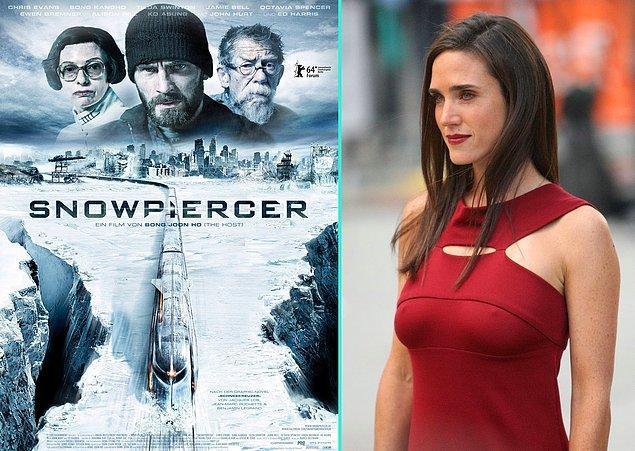 """12. Yakın zamanda filmini de izlediğimiz """"Snowpiercer""""ın dizi versiyonunun ilk başrolü belli oldu: Jennifer Connelly"""