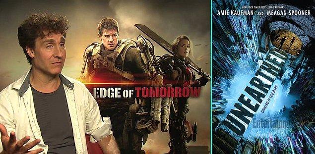 """13. """"Edge of Tomorrow""""un yönetmeni Doug Liman, """"Unearthed"""" romanını sinemaya uyarlayacak."""