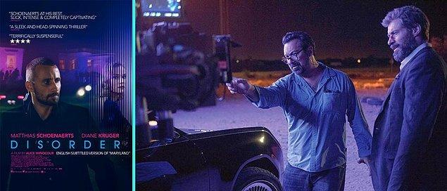 """11. Bu yıl Logan'la iyi bir iş çıkaran yönetmen James Mangold, """"Disorder"""" adlı Fransız filmini yeniden çekecek."""