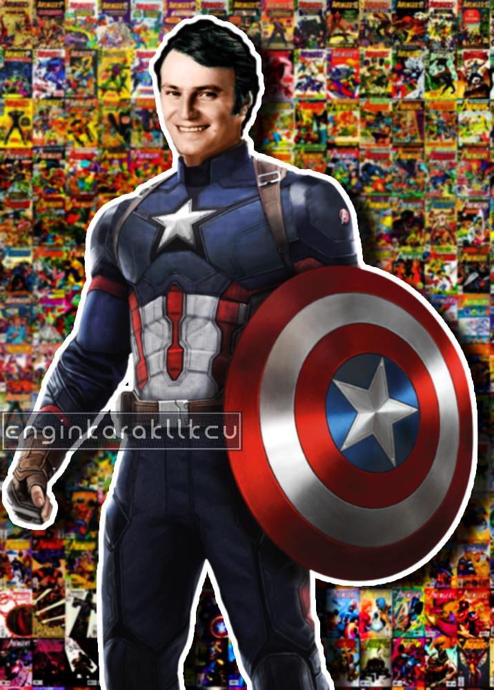 Yeşilçam Karakterlerinin Süper Kahramana Dönüştüğü 14 Photoshop Çalışması 37
