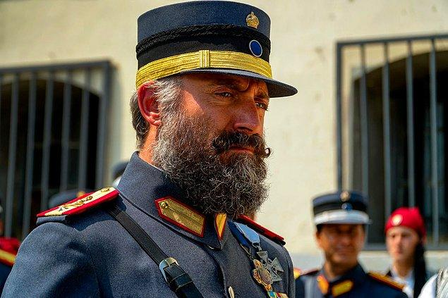 Bir önceki bölümde hatırlayacağınız gibi General / Miralay Cevdet muhteşem bir sinsilikle Vasili'yi ters köşe etmişti.
