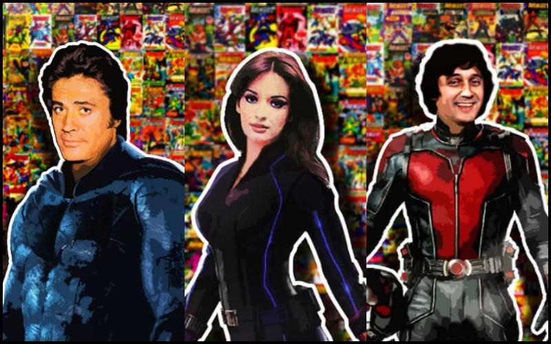 Yeşilçam Karakterlerinin Süper Kahramana Dönüştüğü 14 Photoshop Çalışması 77
