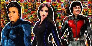 Yeşilçam Karakterlerinin Süper Kahramana Dönüştüğü 14 Photoshop Çalışması