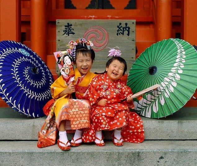3. Japon çocukların ortak doğum günleri var.