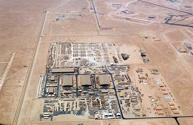 13. Amerika Birleşik Devletleri'nin Orta Doğu'daki en büyük askeri üssü Katar'da.