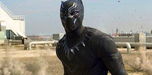 Black Panther Filminden İlk Fragman Geldi!