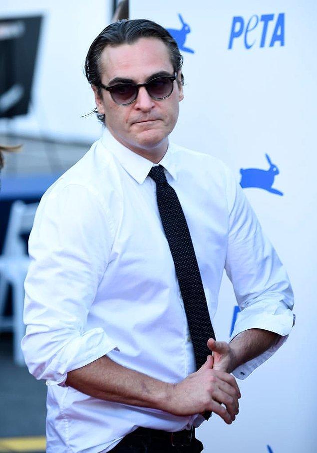 4. Joaquin Phoenix