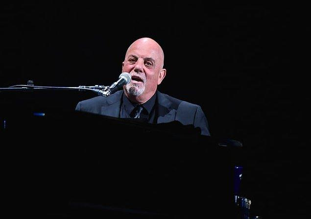 11. Billy Joel