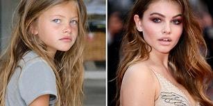 Dünyanın En Güzel Kızı Büyüdü: Yakında Adını Çok Sık Duyacağımız Model Thylane Blondeau
