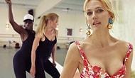 Meryem Uzerli'den Muhteşem Dans Şovu