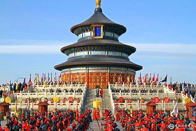 Pekin / Çin çıktı!