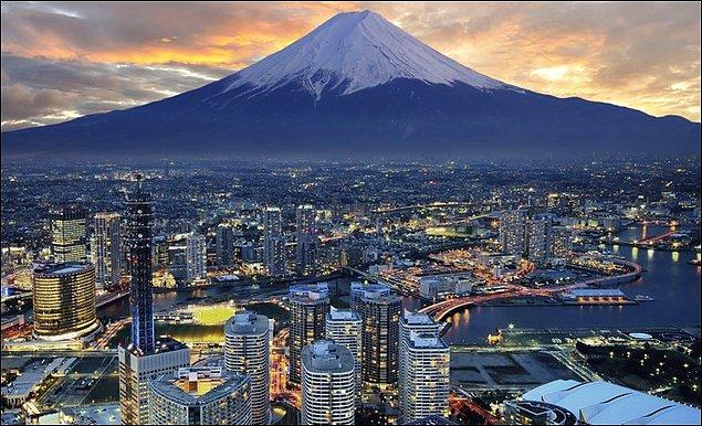 Tokyo / Japonya çıktı!