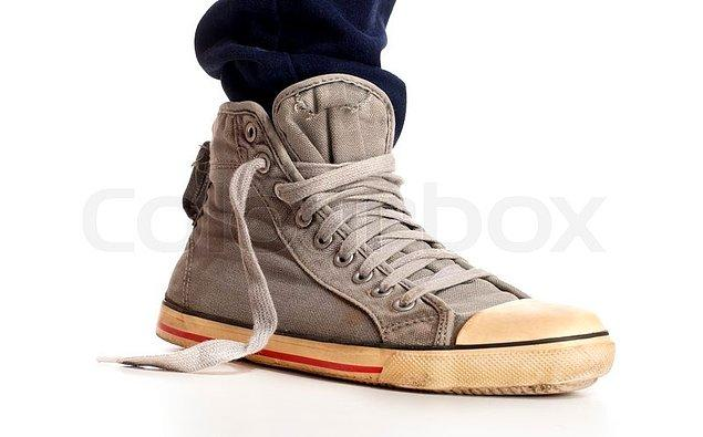 Peki siz böyle bir ayakkabıyı satın alır mıydınız?
