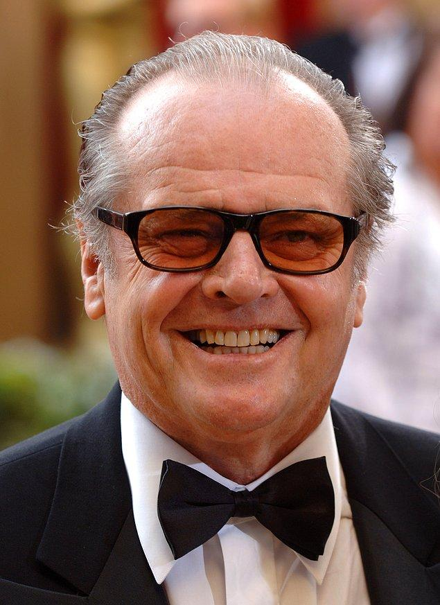 21. Jack Nicholson
