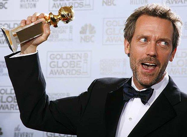 16. Hugh Laurie