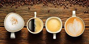 Hangi Kahve Çeşidi Seni Temsil Ediyor?