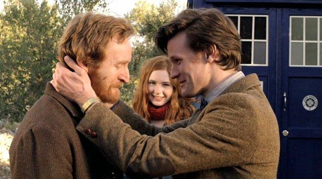 7. Vincent and The Doctor, 5x10 (IMDB Puanı: 9.3)