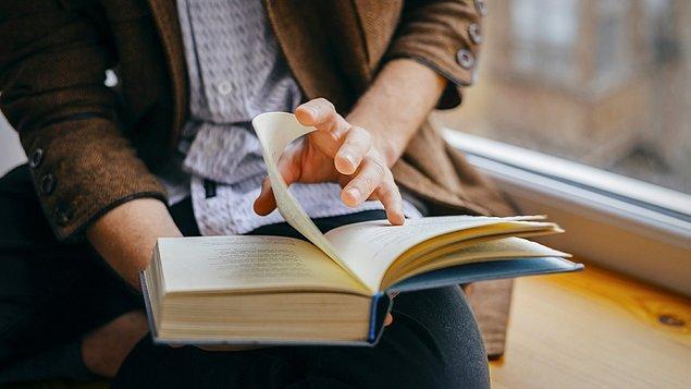 4. Kitap okuyabilirsiniz.