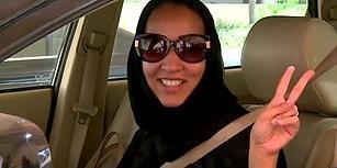 Hapis Cezasına Rağmen Araç Kullanma Yasağına Karşı Mücâdelesini Sürdüren Suudi Bir Kadın: Manal al-Sharif