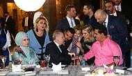 Saraya Ünlü Akını! Tüm Sanat ve Spor Camiası Cumhurbaşkanı Erdoğan'ın İftarında Bir Araya Geldi!
