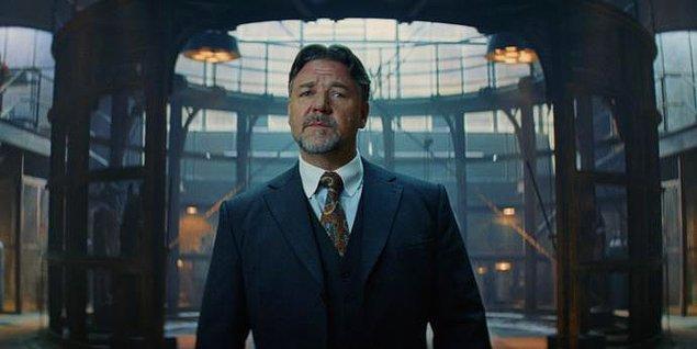 """Dr. Jekyll""i Russell Crowe canlandıracak."