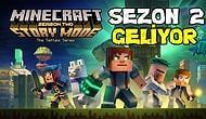 Minecraft Story Mode: Season 2 Geliyor!