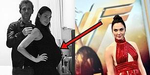 'Wonder Woman' Çekimleri Sırasında Hamile Olduğuna Asla İnanmayacağınız Kadın: Gal Gadot