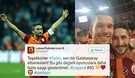 15 Yıllık Efsane Sabri Sarıoğlu'nun Galatasaray'dan Ayrılmasıyla İlgili Bir Yoruma Sahip 15 Kişi