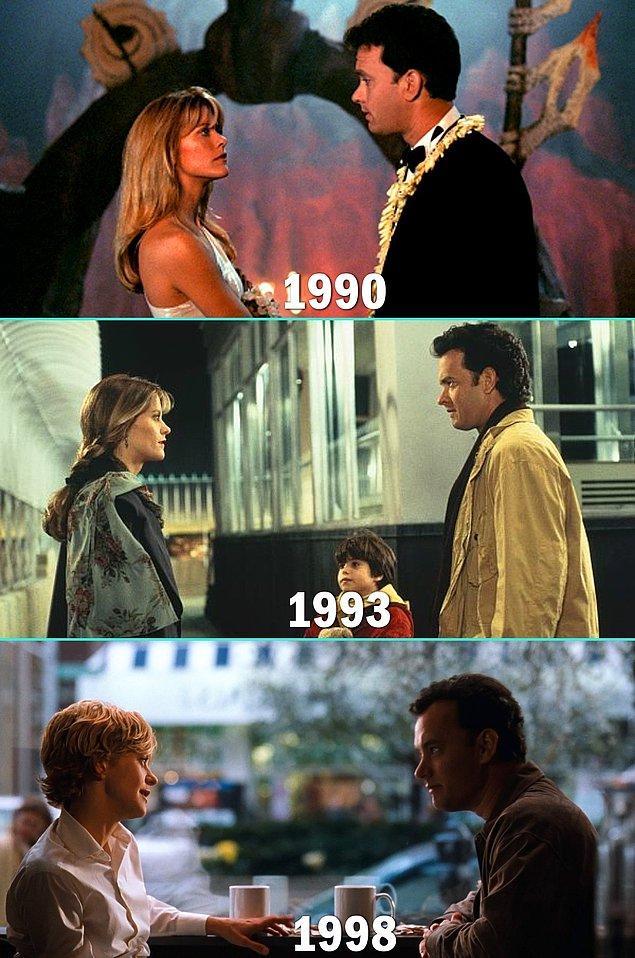 11. Meg Ryan & Tom Hanks