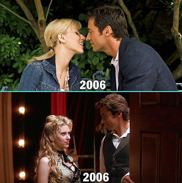 12. Scarlett Johansson & Hugh Jackman