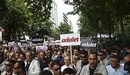 İstikâmet İstanbul: Fotoğraflarla CHP'nin Başlattığı 'Adalet Yürüyüşü'