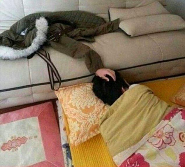 4. Uyurken başımı okşar mısın?