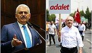 Kılıçdaroğlu 'Sokakta Adalet Aranmaz' Diyen Yıldırım'a 15 Temmuz'u Hatırlattı: 'Sokağa Çıkan İnsanımız Engellemedi mi?'