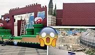 Japonya'da Açılması Planlanan 'Süper Nintendo Dünyası'ndan Gelen Heyecan Verici İlk Fotoğraflar