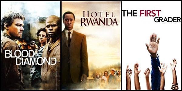 Insanlığın Hem Beşiği Hem De En Büyük Gözyaşı Afrikayı Konu Alan 17