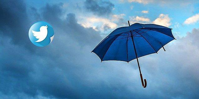 Bir kaç gün daha devam etmesi beklenen sağanak yağışlar sosyal medyanın da gündeminde...