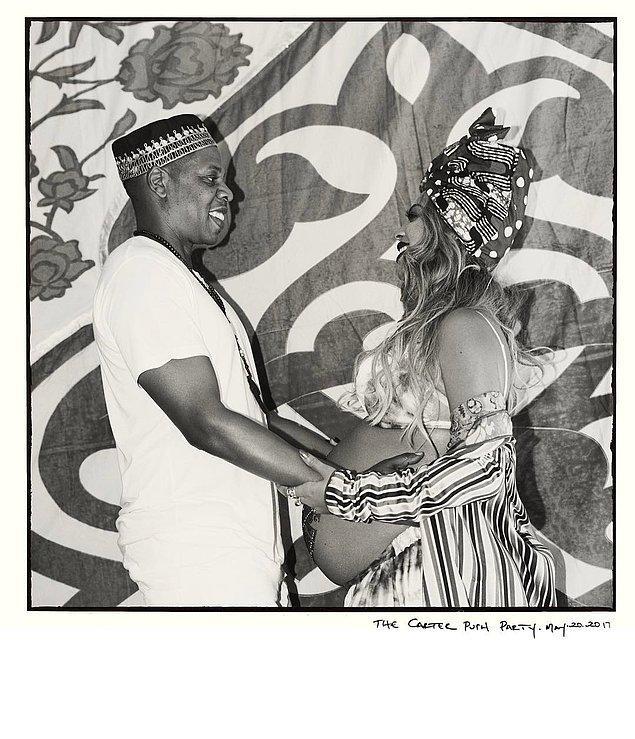 4. Her şeye rağmen yine de güzel bir dönem geçirdi Beyonce...