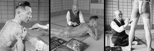 İrezumi Japoncada vücuda boya işleme anlamına gelen ve bambu çubuklar kullanılarak yapılan dövme sanatıdır.