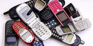 Hangi Efsane Telefonsun?