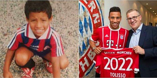 111. Corentin Tolisso ➡️  Bayern Münih