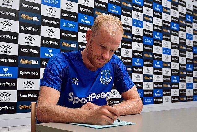 109. Davy Klaassen ➡️  Everton