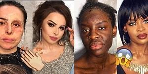 Sınır Tanımaz Makyajlarıyla Kadınların Ağzını Açık Bırakan Sanatçı: Goar Avetisyan