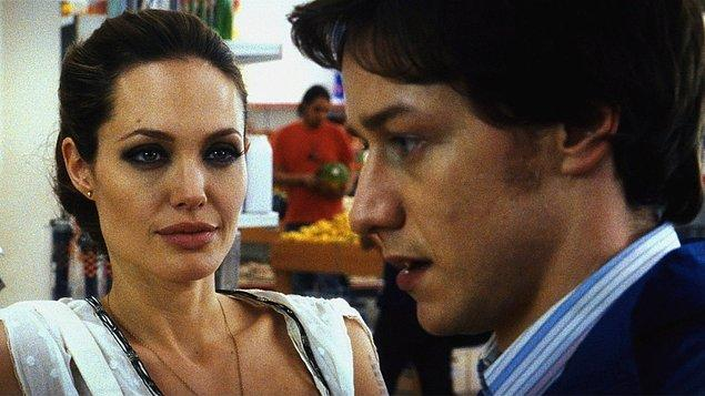 11. Wanted (2008)