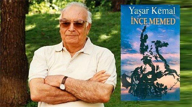 1. İnce Memed - Yaşar Kemal